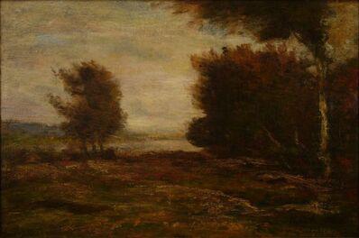 Homer Dodge Martin, 'Lake George', ca. 1884