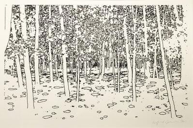April Gornik, 'Light in the Woods', 2011