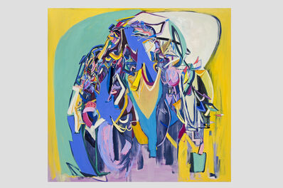 Ali Smith, 'Counterpoint', 2015