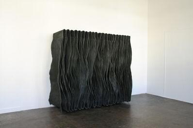 Simon Callery, 'Wallspine (Leaf)', 2015