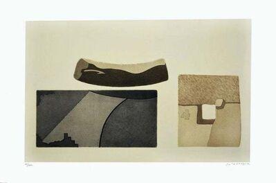 Giò Pomodoro, ' Shapes', 1980s