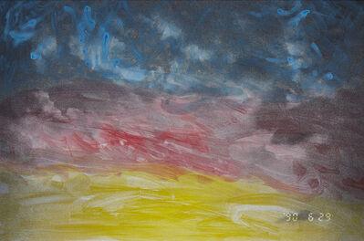 Nobuyoshi Araki, 'Sky (From Kukei Series)', 1997