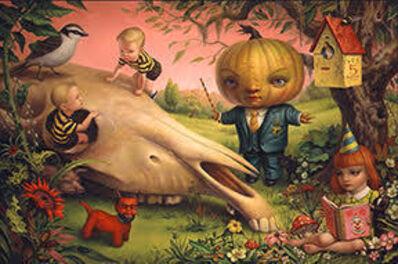 Mark Ryden, 'President Pumpkin', 2008