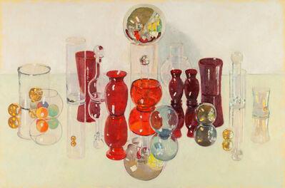 David Summers, 'Happy Still Life, Red Standing', 2017