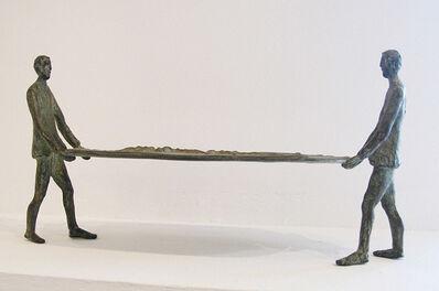 Roberto Barni, 'Atto mutto', 2002