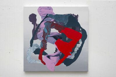Blandine Saint-Oyant, 'Ha Ça ira (red) 8', 2020