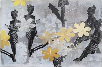 Elisabeth Nagy, 'Pollen Count', 2019