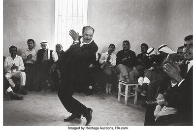 Leonard Freed, 'Arab wedding in Hadj Al Qurum, Israel', 1968