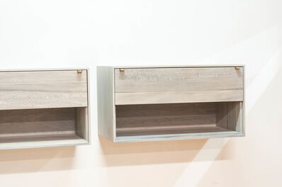 Jeff Martin, 'Digby Bedside Tables (pair)', 2019