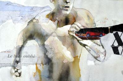 Bruce Clarke, 'LE BRAS OUBLIÉ', 2014