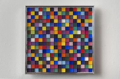 Rachel Lachowicz, 'Untitled (Color Chart)', 2012