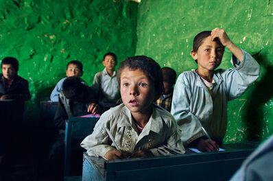 Steve McCurry, 'Hazara School Children, Afghanistan', 2007