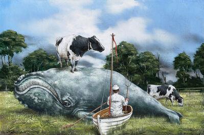 Tyson Grumm, 'Seaside Farm', 2018