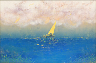 YU Ya-Lan, 'Island's Sunrise', 2020
