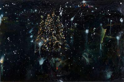 Susanna Coffey, 'Reykyavik, Snow, Perlan, 12/12/17', 2017