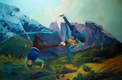 Andrew Hem, 'Illegal Hit ', 2014