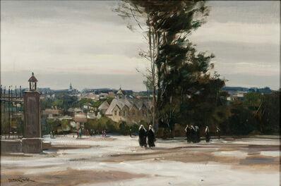 Paul Strisik, 'Retreat'