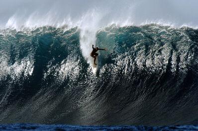 Guillermo Cervera, 'Eric Rebiere surfing in El Quemao, Lanzarote, Canary Islands.'