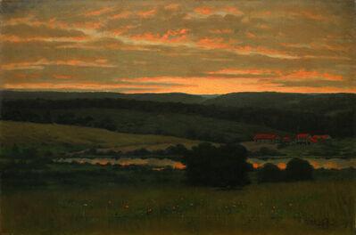 William Anderson Coffin, 'Sunset Tones', ca. 1890