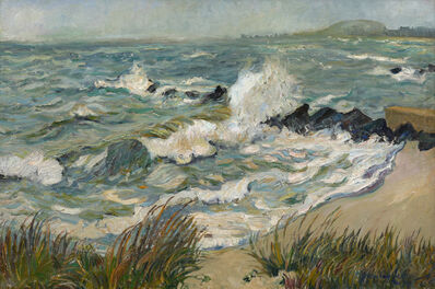 Hayley Lever, 'Incoming Tide', 1934