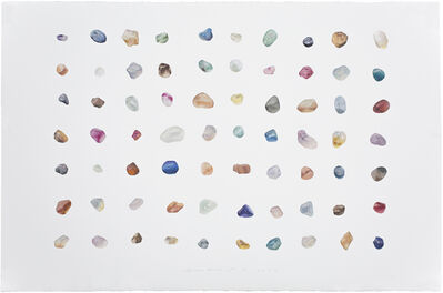Guo Hongwei 郭鸿蔚, 'Painting is Collecting – Stones No.16 收集者–石 No.16', 2017
