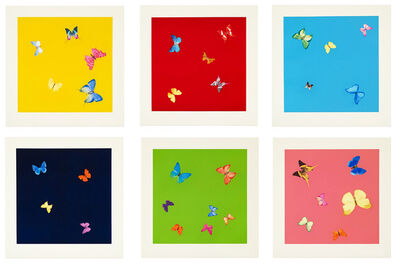 Damien Hirst, 'Love Poems (1-6)', 2013