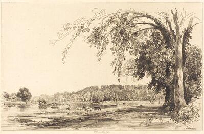 Maxime Lalanne, 'Richmond', 1871