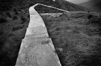 "Mohan Lal Majumder, 'Beautiful Hilly Stairs, Black and White Photography by Indian Artist ""In Stock""', 2010"
