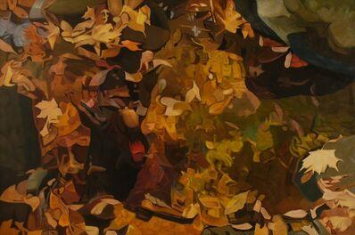 Ralph Wickiser, 'Floating Leaves II', 1983