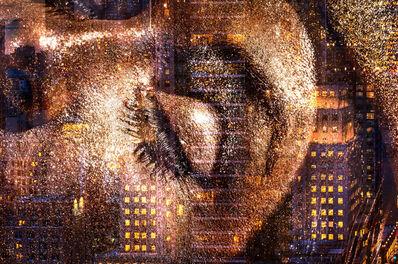 David Drebin, 'Golden Eye', 2017