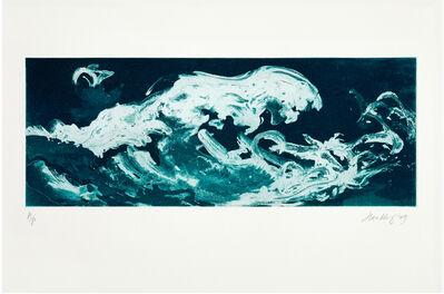 Maggi Hambling, 'Wave IX ', 2009-2010