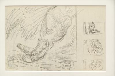 Lorser Feitelson, 'Untitled Study', 1939