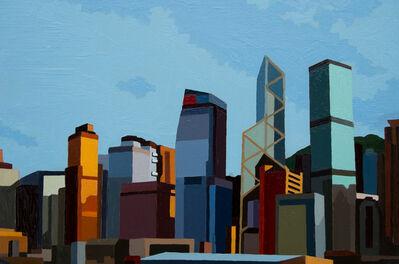 Andy Burgess, 'Hong Kong Waterfront II', 2016