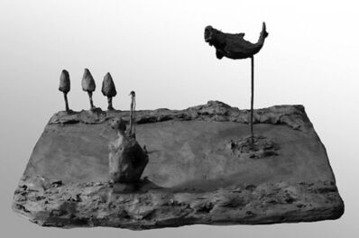 Won Lee, 'Play Ground #9- Fish', 2011