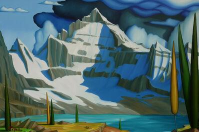 Glenn Payan, 'Lake Mcarthur, Mt Biddle, Yoho', 2019