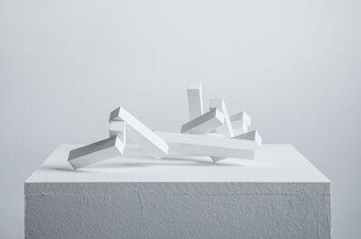 herman de vries, 'zufallsplastik', 1975/85