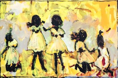 John Maitland, 'Girls in Yellow'