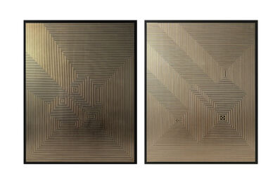 Francisco Larios, 'Untitled 5 & Untitled 3 Diptych', 2019