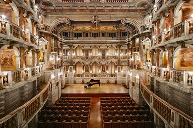 Ahmet Ertug, 'Bibiena Theater, Mantova, Italy', 2017