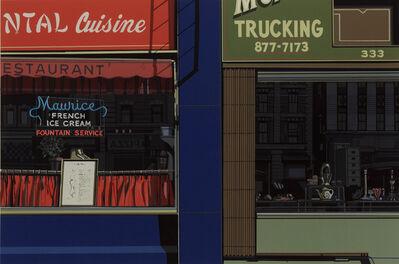 Richard Estes, 'Oriental Cuisine', 1972