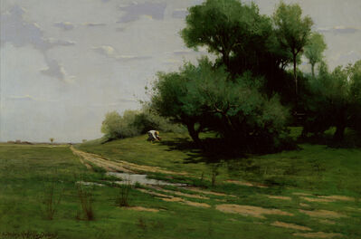Charles Melville Dewey, 'A Pool in the Meadow', ca. 1882