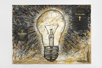 Jeffrey Vallance, 'Light Bulb/Glenfiddich', 2016