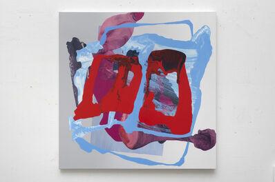 Blandine Saint-Oyant, 'Ha Ça ira (red) 4', 2020