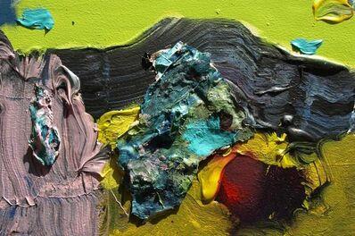 Harald Böhm, 'Abstrakte Landschaft (Abstract Landscape Painting)', 2019