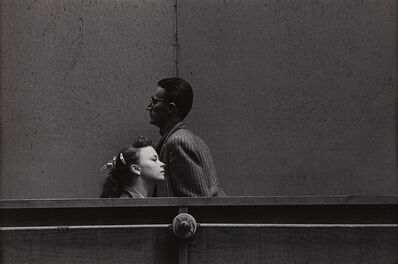 Harry Callahan, 'Chicago', 1960
