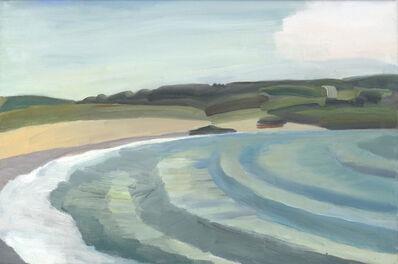 Martha Armstrong, 'Waves and Shore, Ireland', 2016