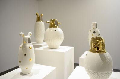 Jaime Hayon, 'Showtime Vases 10'