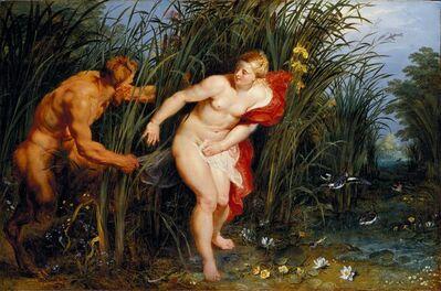 Peter Paul Rubens, 'Pan and Syrinx', 1617