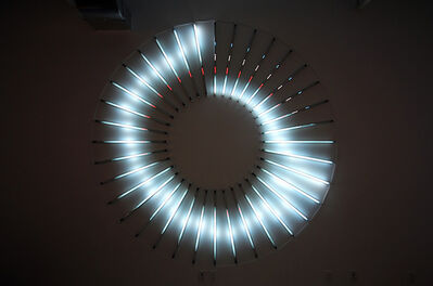 James Clar, 'Bitcoin Spiral', 2014