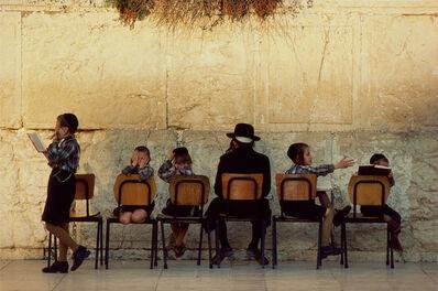 Michael Philip Manheim, 'Boys at the Wall, Jerusalem', 1980 / 2009